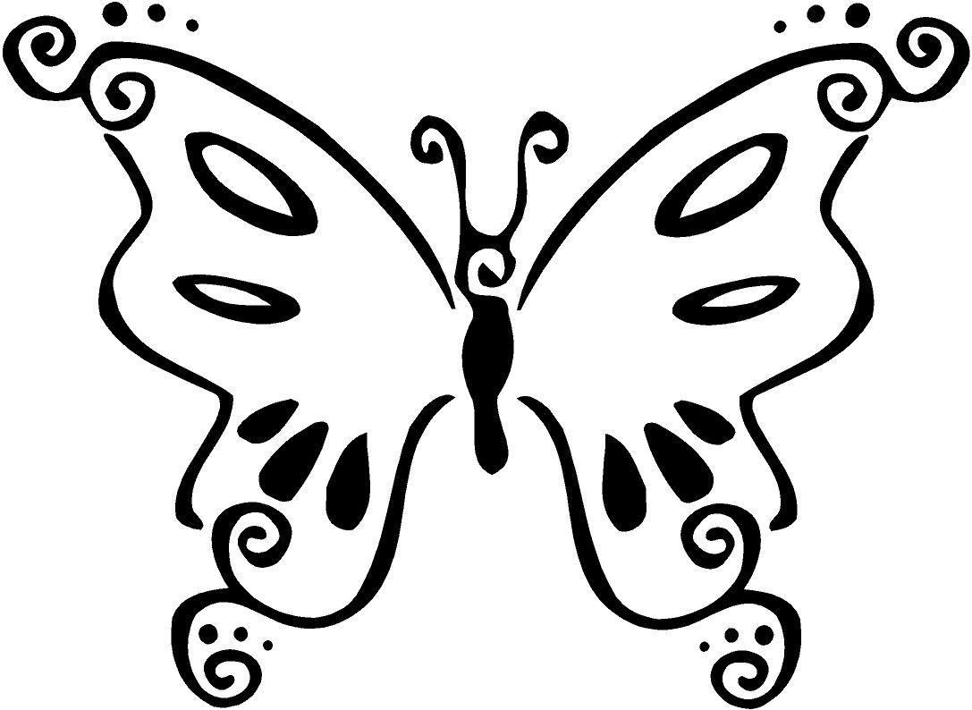 Butterfly Stickers For Cars