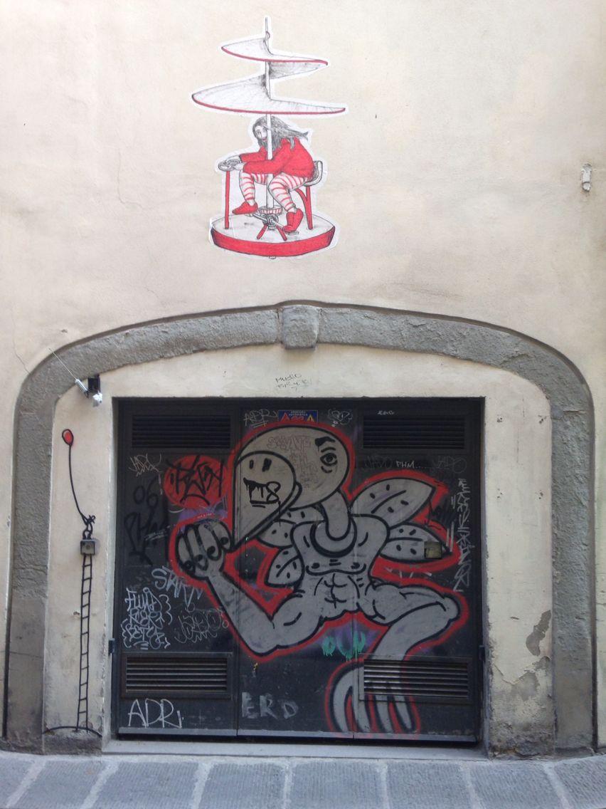 ITALY #streetart #urbanart