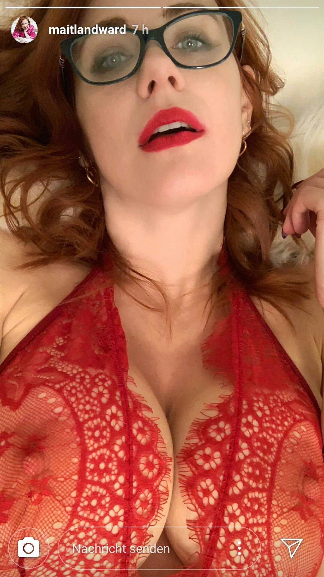 2019 Maitland Ward Baxter naked (25 foto and video), Tits, Cleavage, Selfie, see through 2006