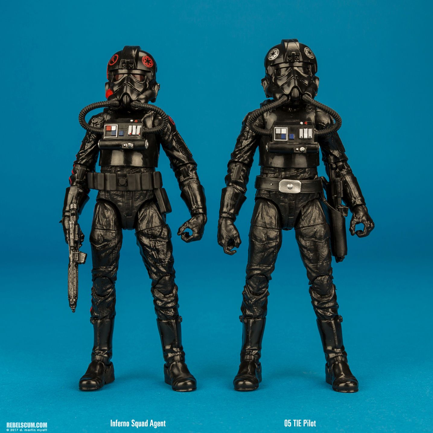 Star Wars Black Series 6 Inch Figure SALE!!! Inferno Squadron Agent