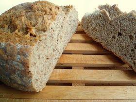 Rye chops bread
