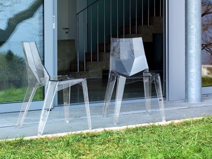 POLLY stolička _ Karim Rashid _ BONALDO