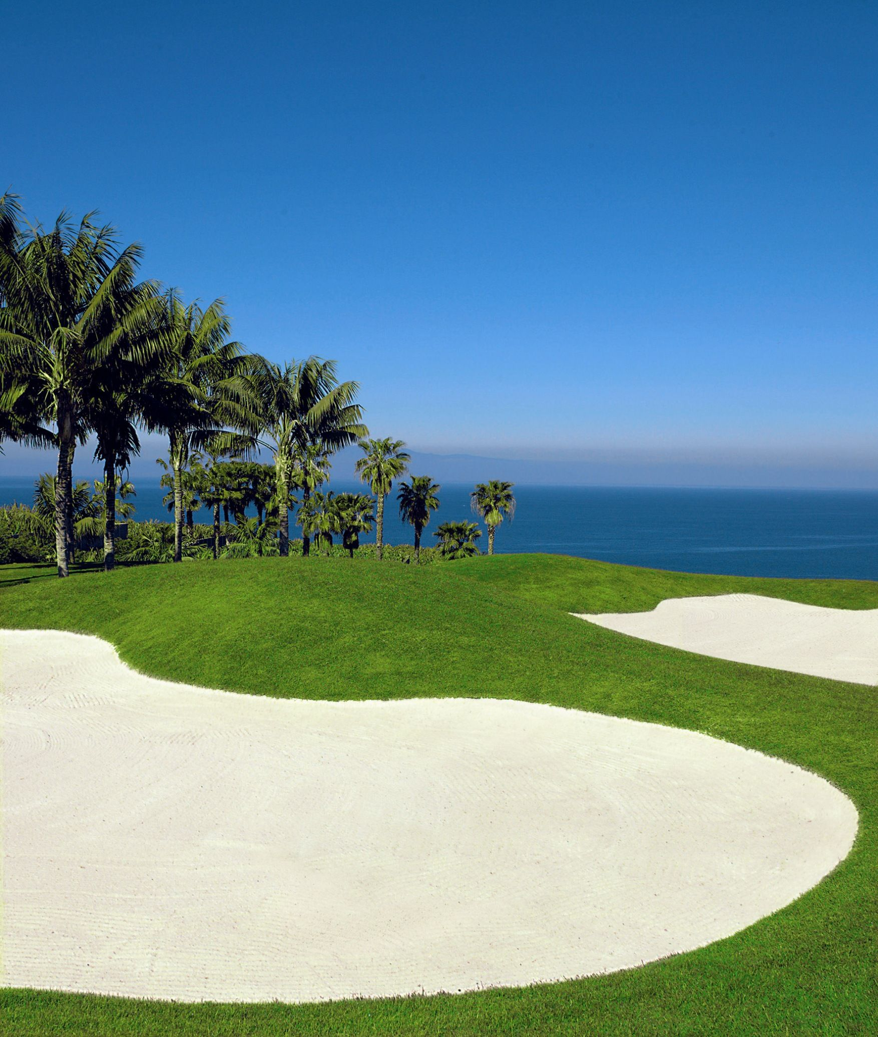 Enjoy playing amongst perfect conditions on a golf and spa holiday at Abama in Tenerife