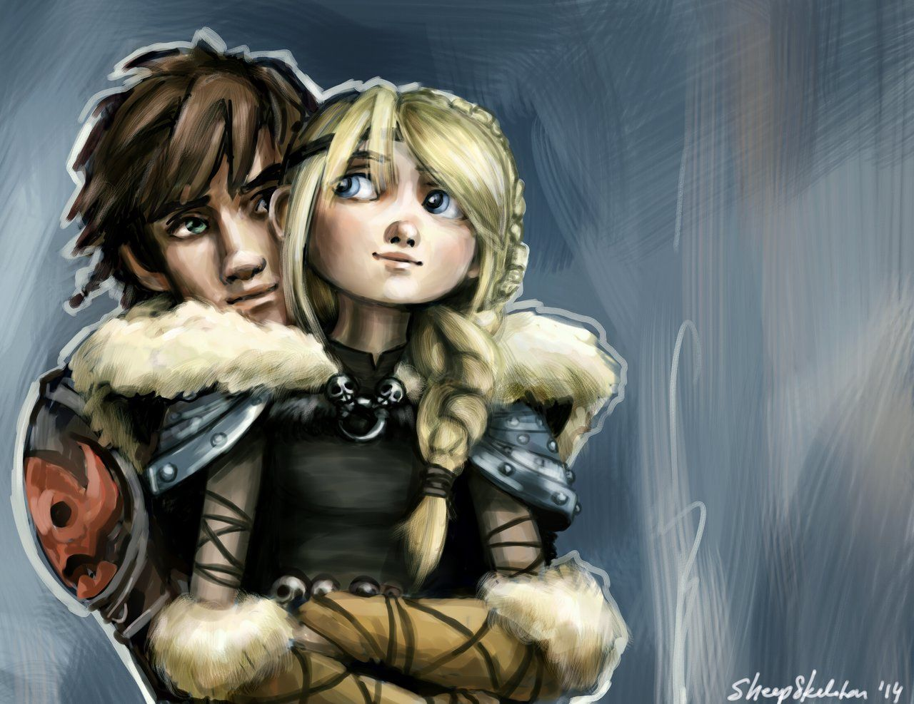 Hiccup and Astrid | All my favorite Disney and dreamworks ...