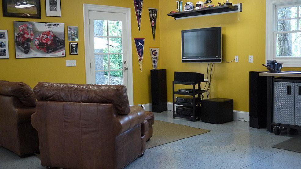 Man Cave Art Studio : Cabin life affordable housing art studio skillion man cave