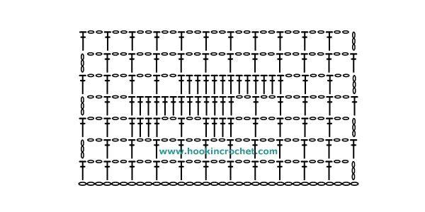 Hookincrochet Crochet Symbol Font Software Bag Pinterest
