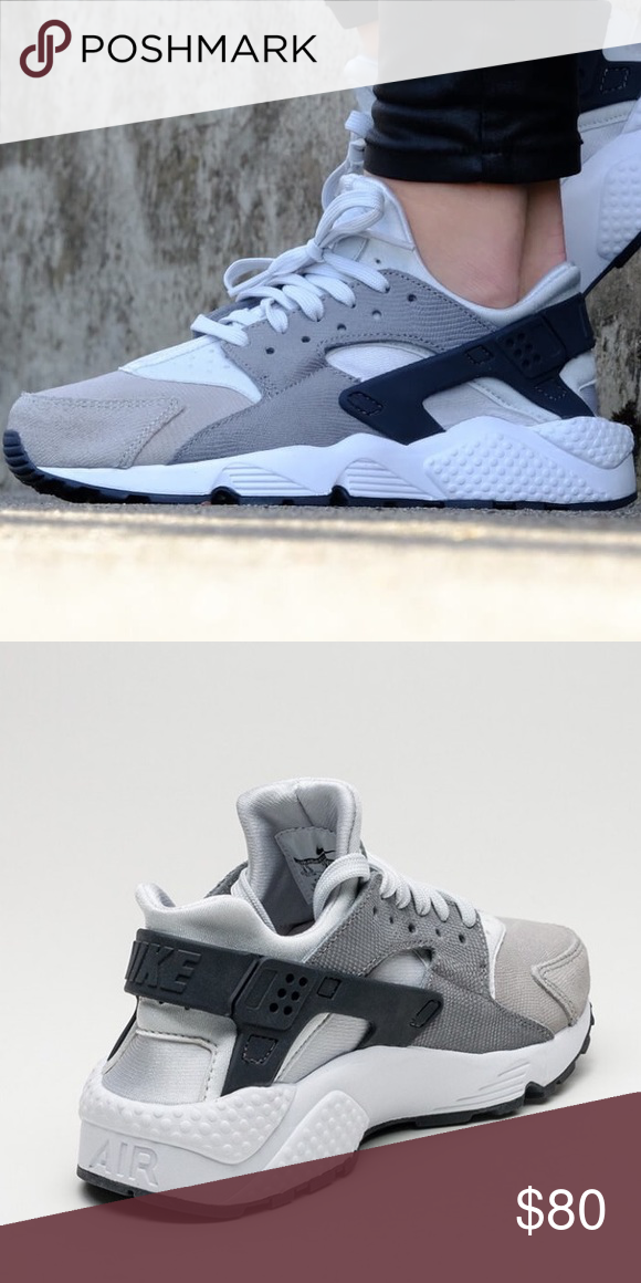 factory price 8c158 792b4 Nike Womens Air Huarache Premium Sz 7 Pure Platinum This is a true size 7 (