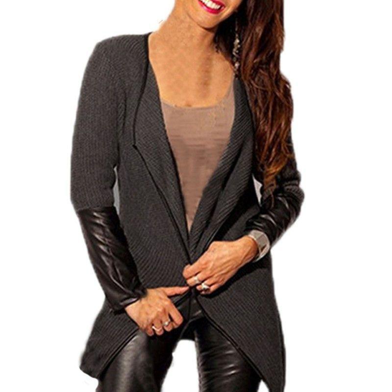 Item Type: Outerwear & CoatsOuterwear Type: JacketsGender: WomenPattern Type: PatchworkStyle: Fa