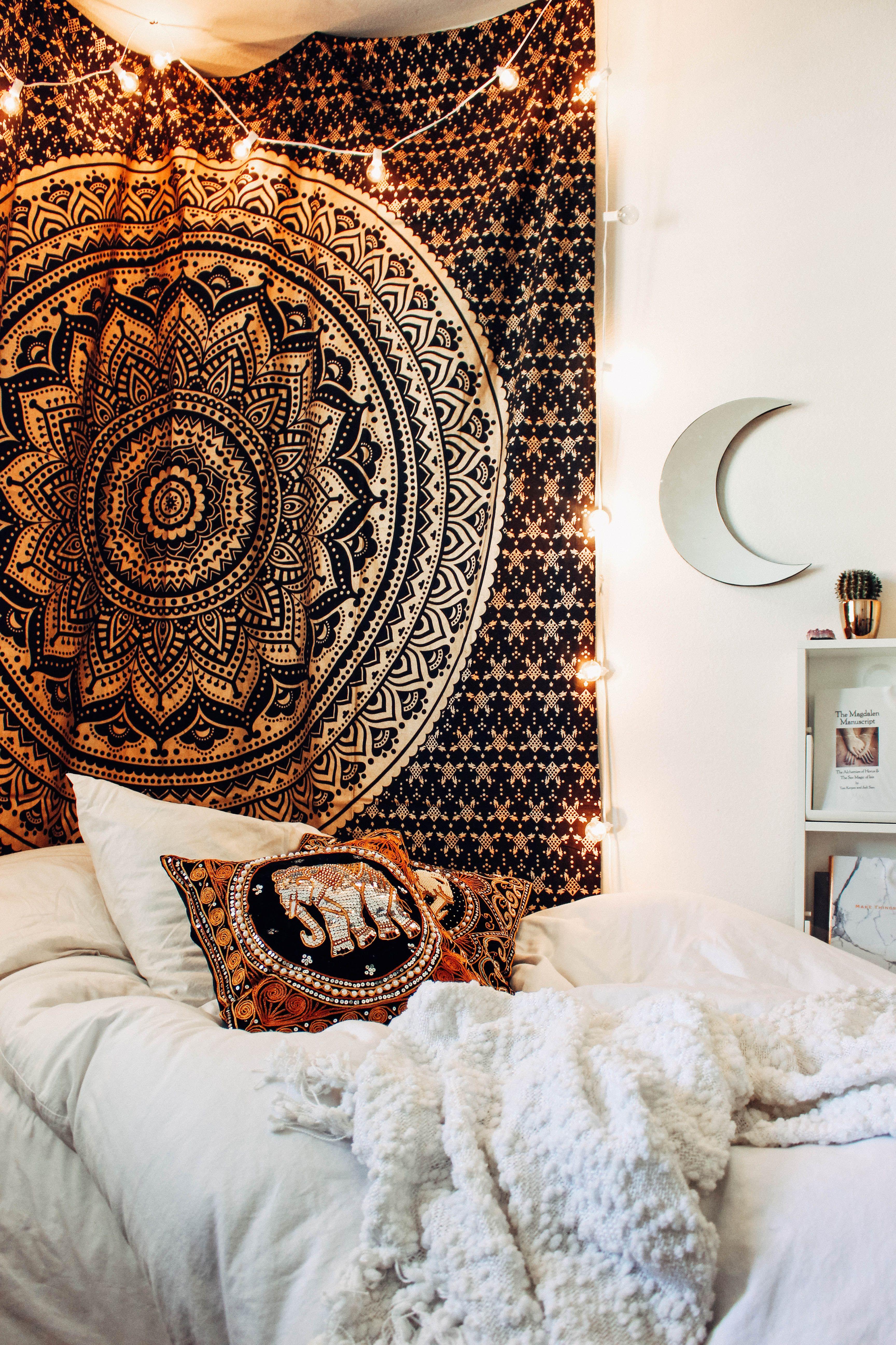 Queen ♛ Lady Scorpio Mandala Tapestries ♡ Ladyscorpio16.com