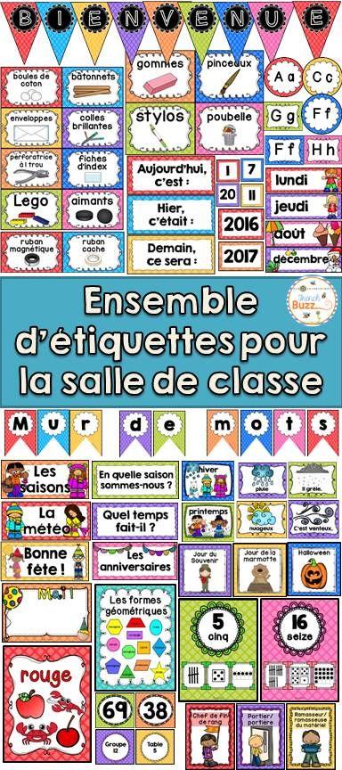 Calendrier Pour La Classe.Ensemble Complet Pour La Salle De Classe Calendrier Jours