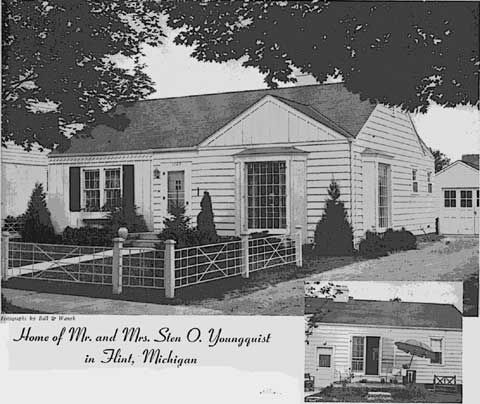 1940 s style home plans 1940 39 s house plan floor plan in for 1940 house plans
