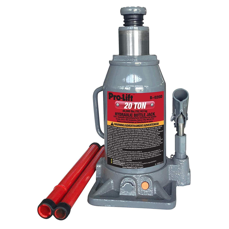 Pro lift 4 ton bottle jack toro power shovel price