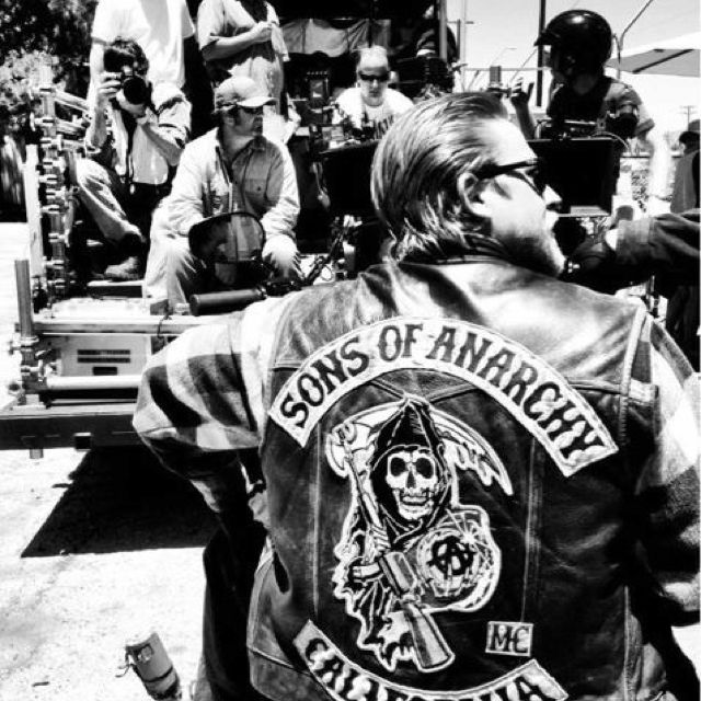 Sons of Anarchy!!! One of my top three shows...wait, who am I kidding...this is my favorite freaking show!!!!!!!!!