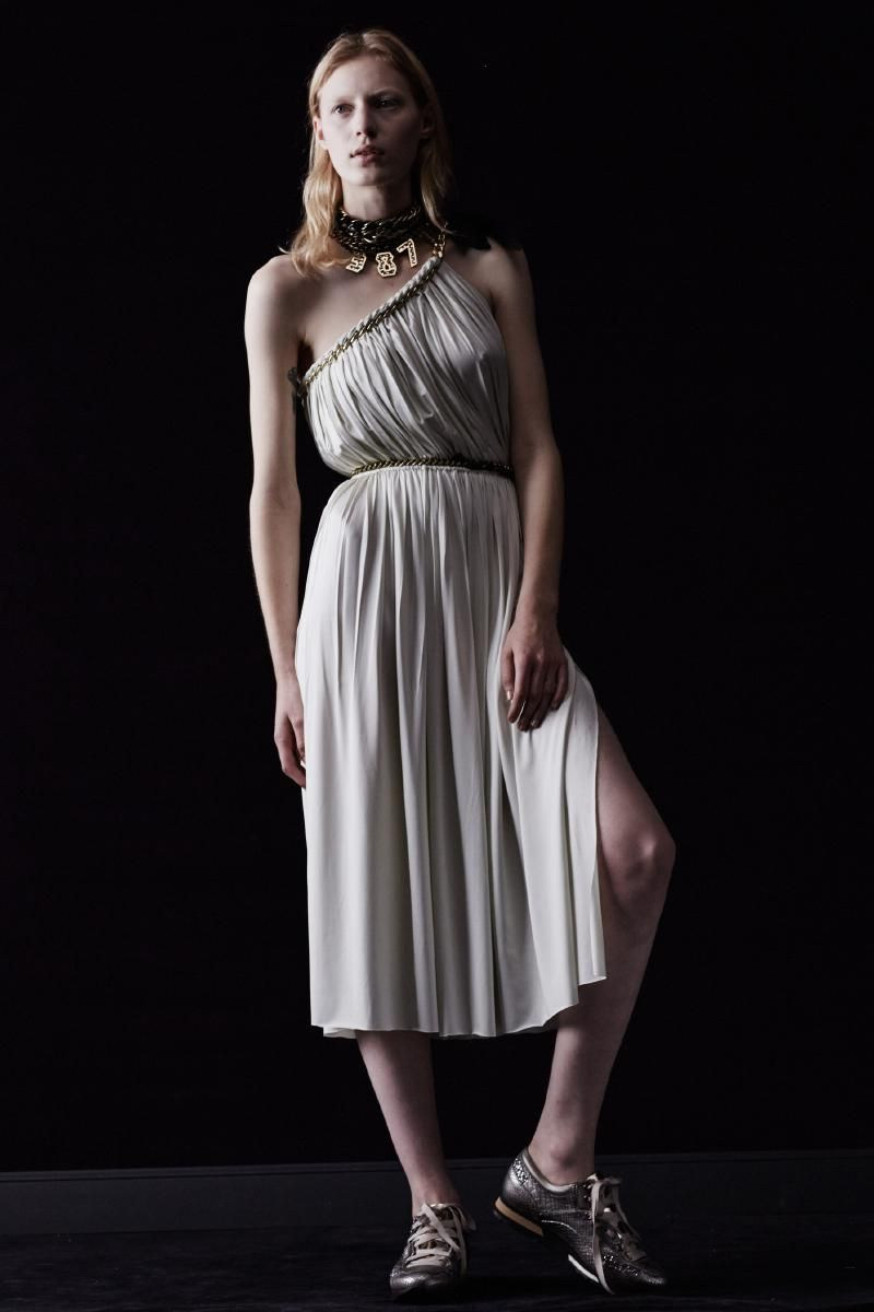Lanvin Resort 2014.  Because I can never really get enough of the grecian goddess look.