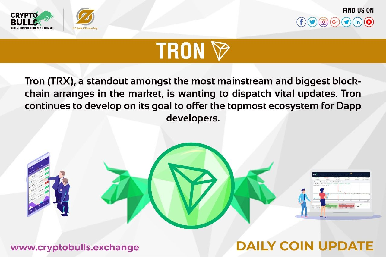 cryptocurrency exchanges with tron