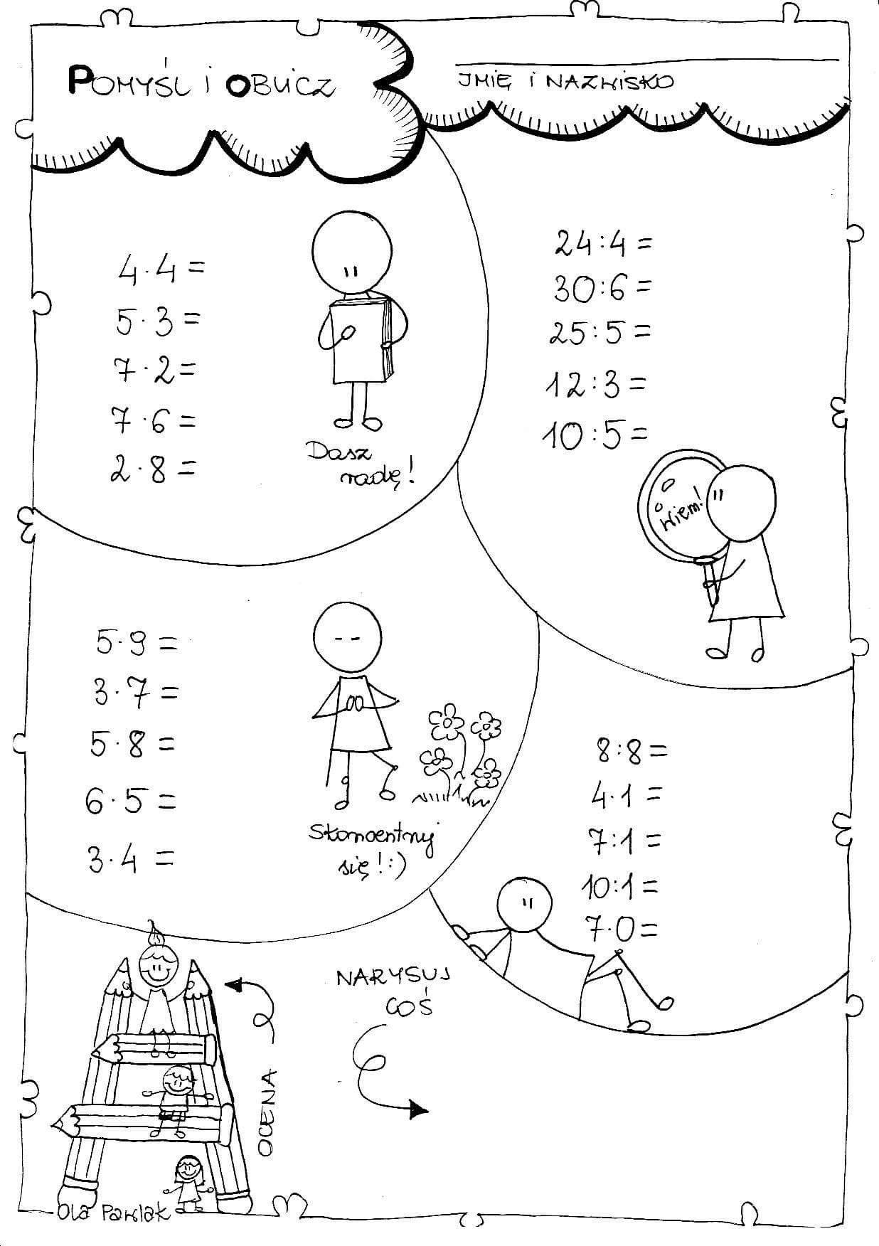 Pin Na Matematyka