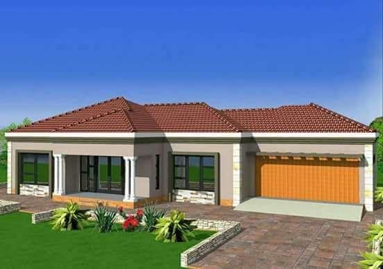 37638939 2119140178353018 5386724459107319808 N Jpg 552 388 Single Storey House Plans Model House Plan House Plans South Africa