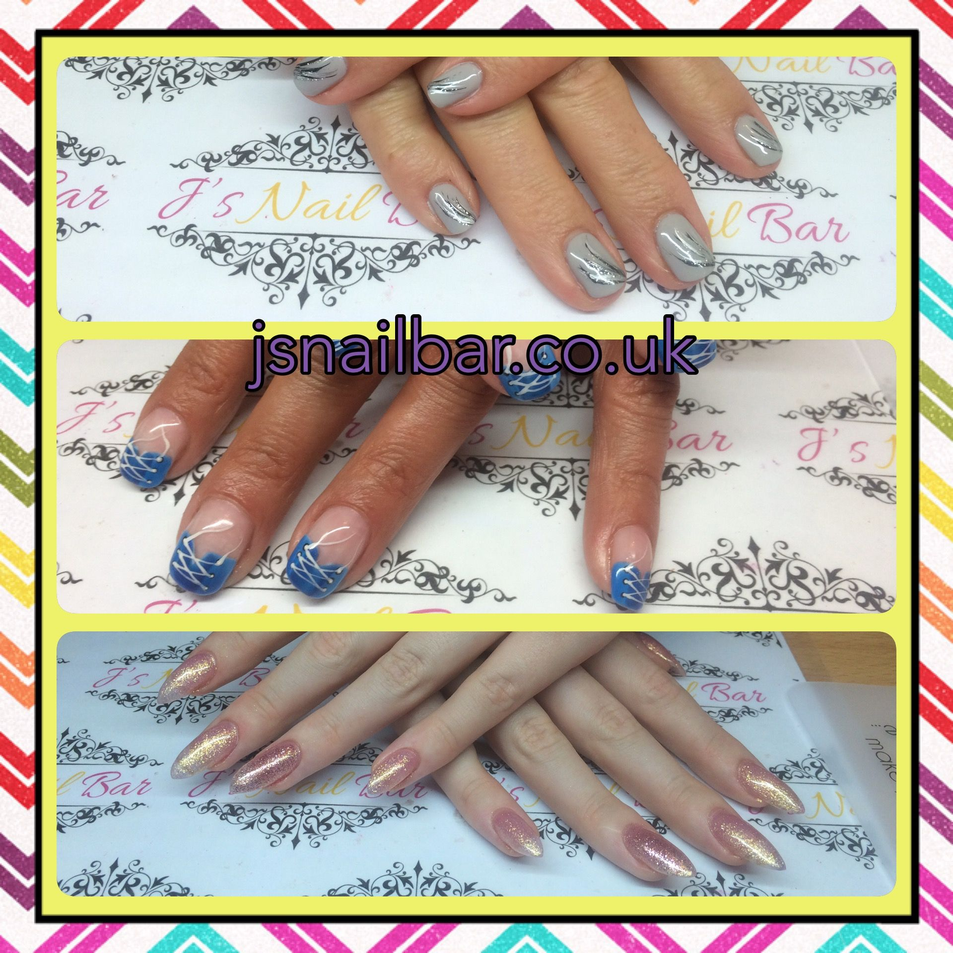 Pin on Fun with Nails