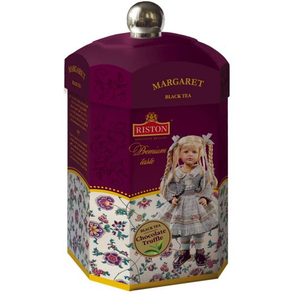 <p> Black Tea Margaret 125g/4.40oz.Riston</p>