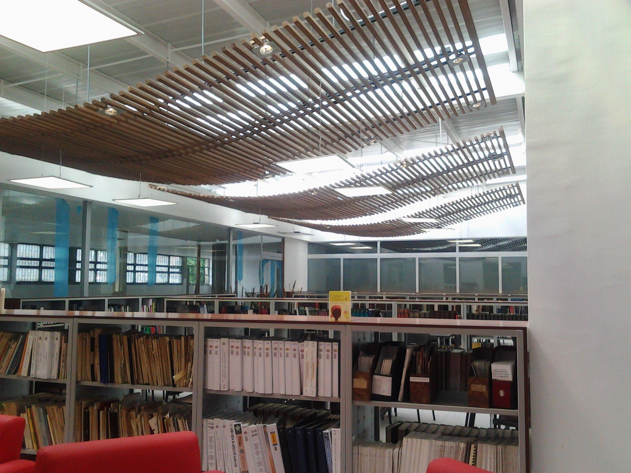 Colecciones biblioteca Complejo Sur en Bogotá