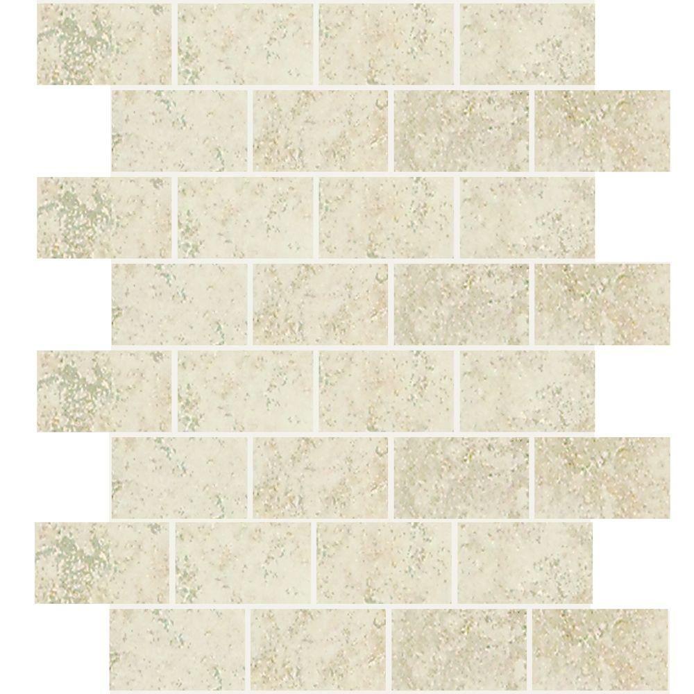 daltile briton bone 12 in x 12 in x 8 mm ceramic mosaic tile