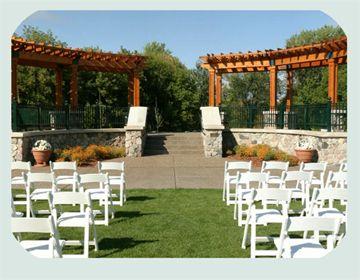 Millenium Garden Is Available For Outdoor Weddings In Minnesota