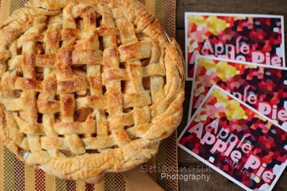 Apple Pie | When Time to Cook Comes