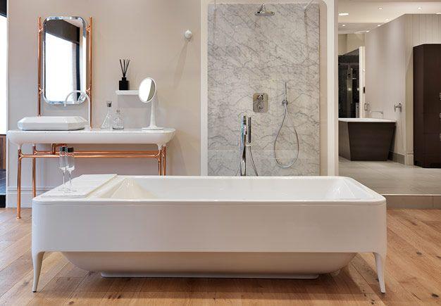 C P Hart Bathrooms St Albans Showroom Design Installation
