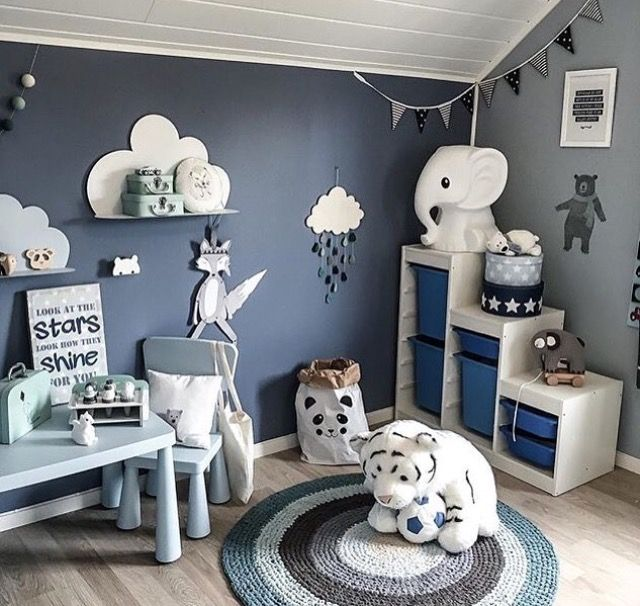 Épinglé Par Joyleene Marie Designs Sur Kids Spaces | Pinterest