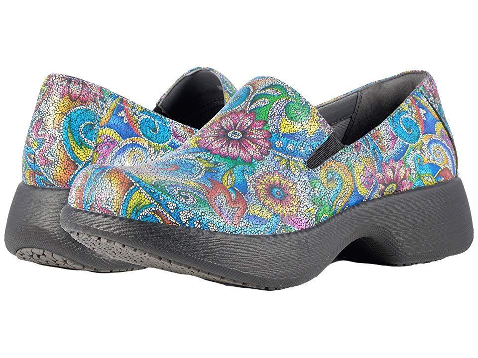 7ae8c7ac5b50ca Dansko Winona (Mosiac Leather) Women s Clog Shoes. Make your long workdays  breeze by