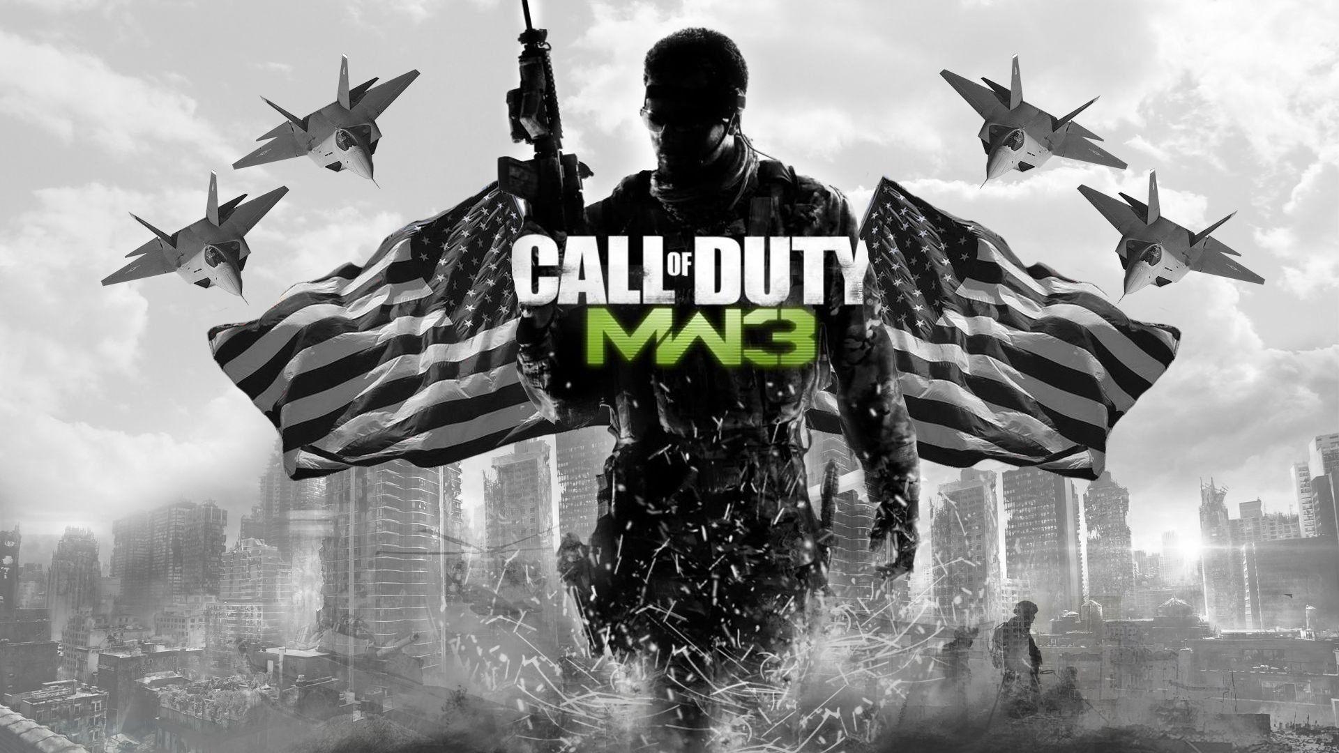 Call Of Duty Modern Warfare 3 Call Of Duty Modern Warfare Call Of Duty Black
