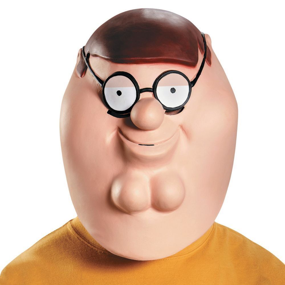 Adult's Deluxe Peter Griffin Mask | Peter griffin, Masking and ...