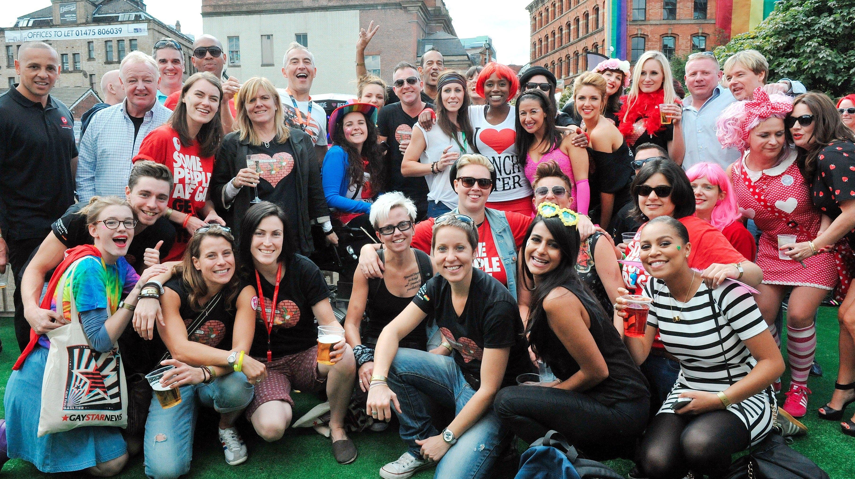 Corrie Pride 2014 Pride 2014, Pride parade, Pride