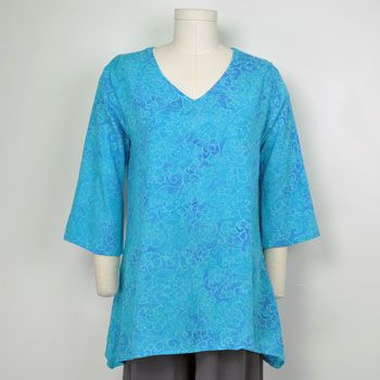 Batik Kim Bell Tunic