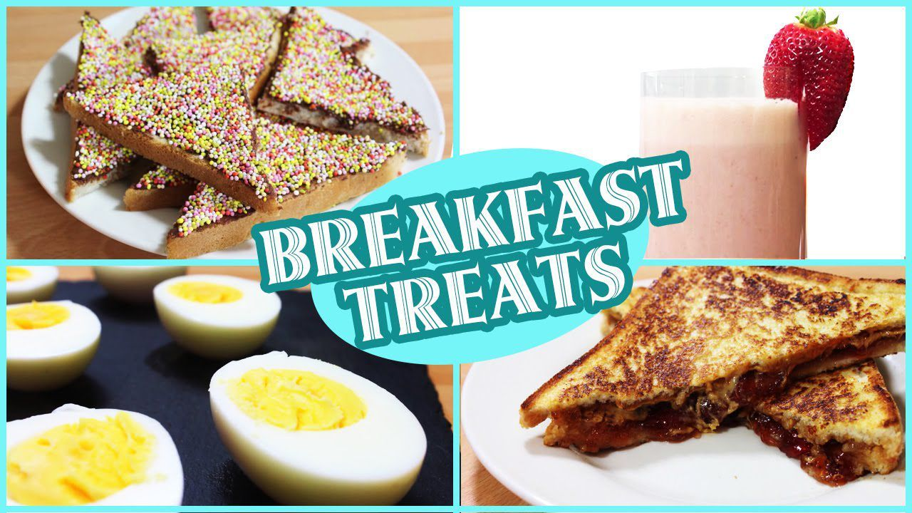 Quick and easy breakfast recipes: fun food for kids | healthy images