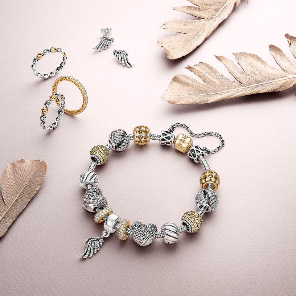 Pandora lookbook fall 2015 | Pandora jewelry design ideas ...