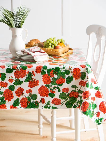 Awesome Heavy Duty Oilcloth Tablecloth