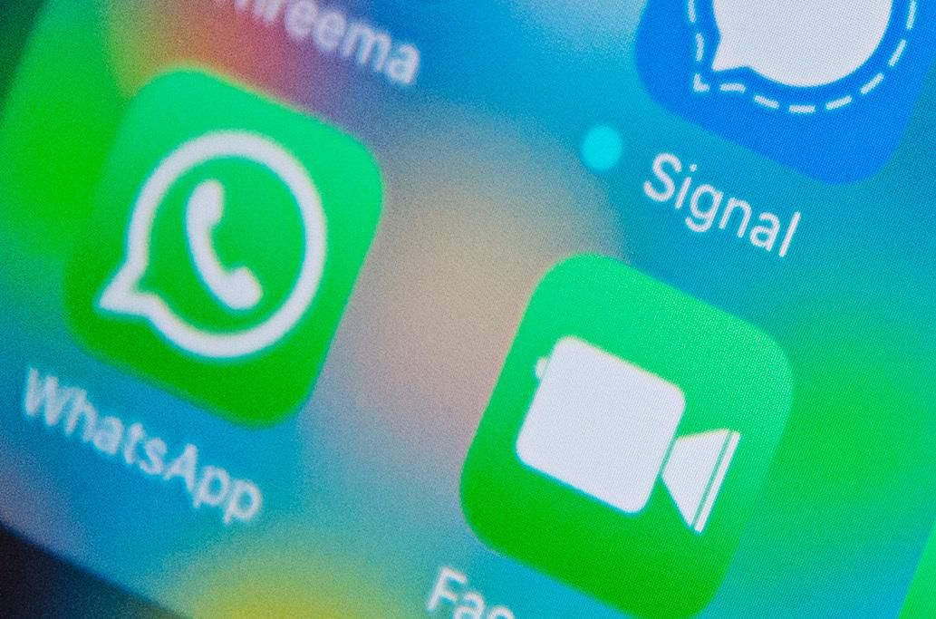 Millions Of Iphone Users To Get This Stunning New Messaging Update Signal App Messages Iphone