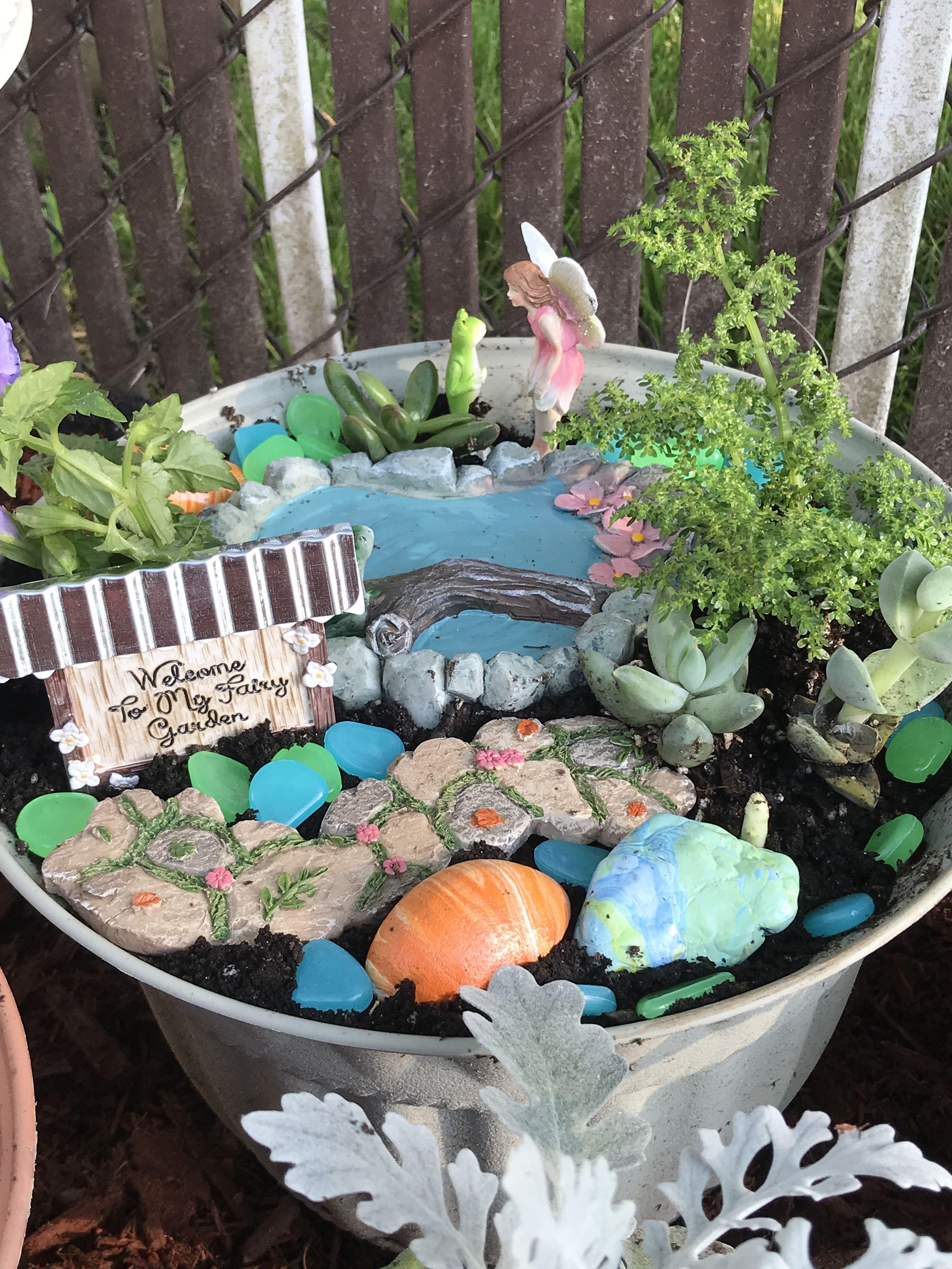 Pin By Michelle On Fairy Garden Fairy Garden Miniature Fairy Gardens Small Gardens