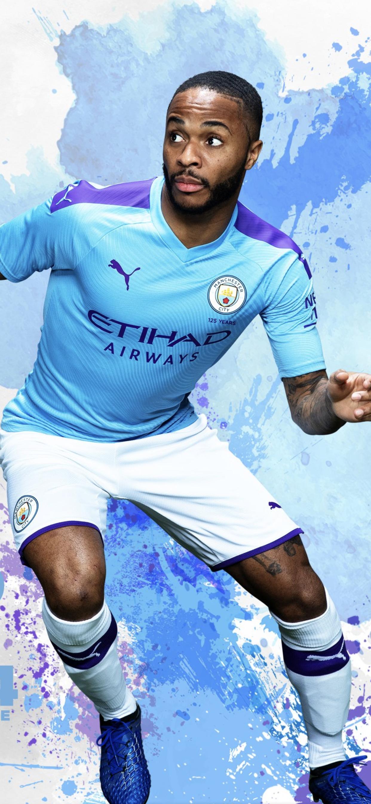 2019 20 Wallpaper Pumamcfc Home Kit Manchester City