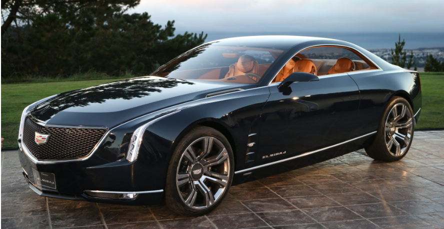 2018 Cadillac Ct6 Concept Specs And Release Date