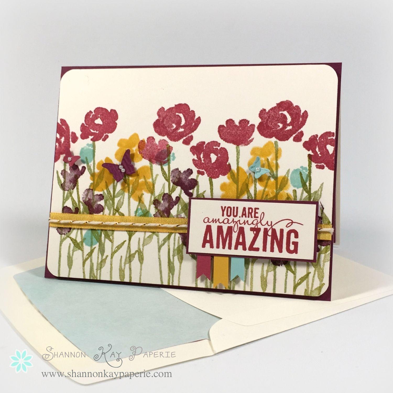 Painted Petals Pals Paper Arts 236 Created By Shannon Jaramillo