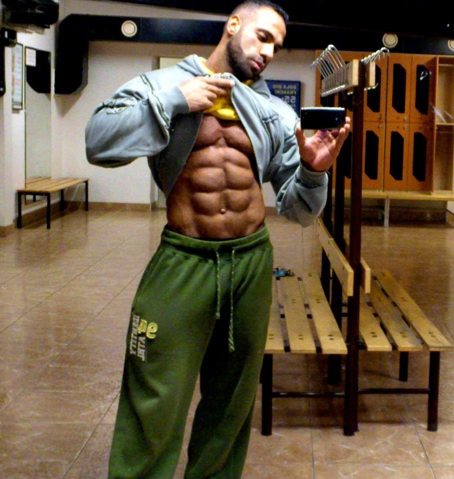 arab and muslim muscle والإسلامي كمال الاجسا | arab men | pinterest