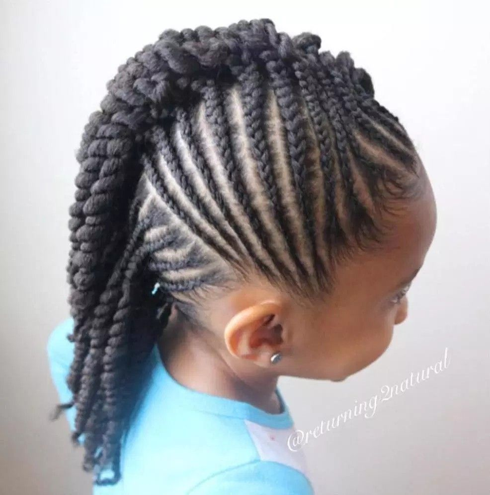 Pin by destiny charles on kids hair in pinterest girl