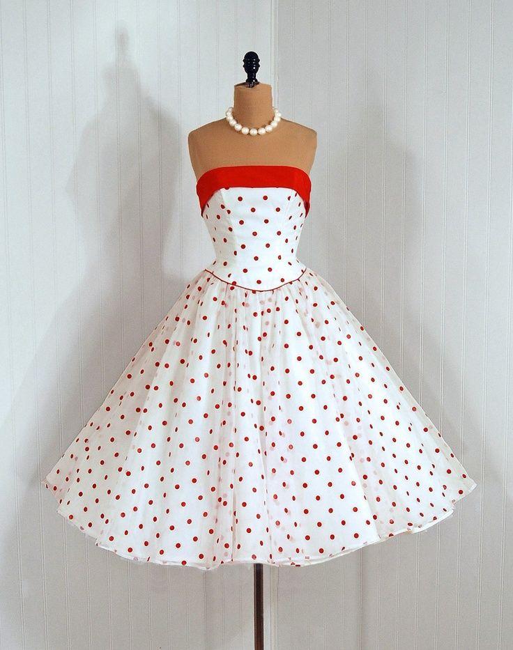 3fe074363 1950s Dress