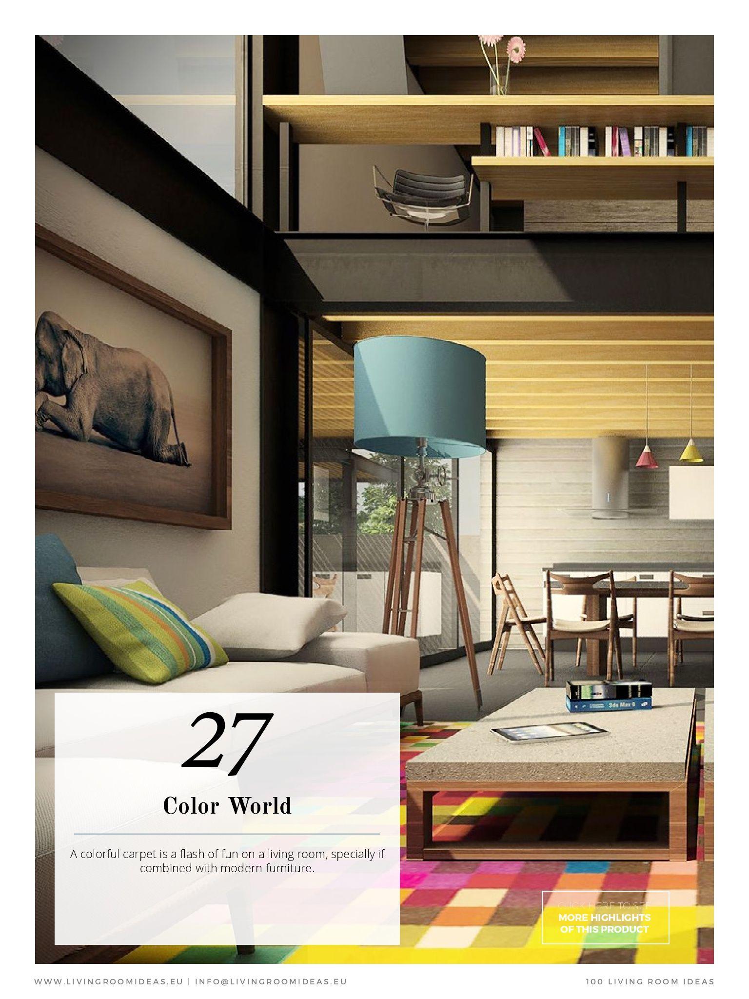 """""""Luxxu ti presenta, Modern Design Living Room Ideas, una fonte incredibile con le migliori idee di interior design per il tuo salotto. Basta scaricarlo per scoprire le migliori marche e progetti e lasciarsi ispirare! """""""