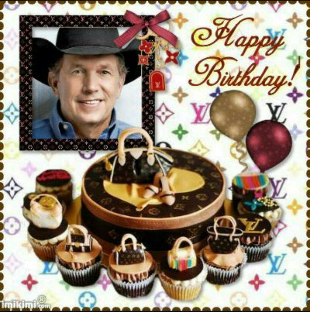 Happy Birthday To Me From Brandy With King George Strait