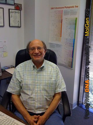 Bennett Greenspan from Molecular Genealogy> Articles> Family Tree DNA: a view from outside