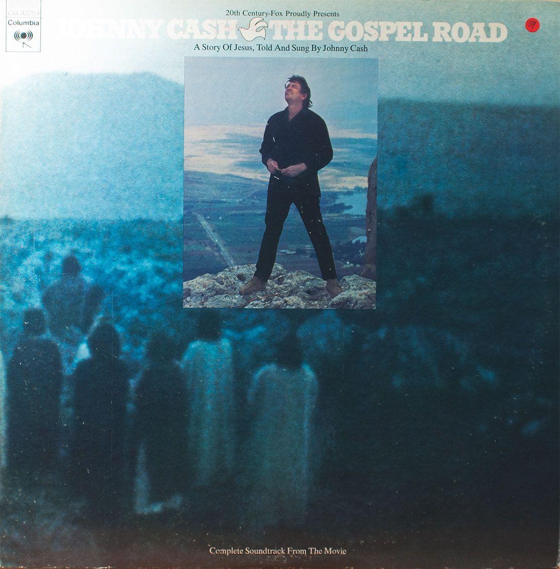 Gospel Road LP | Johnny Cash | Pinterest | Johnny cash and Lp