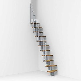 Best Arké Nice2 Modular Staircase Kit 90 15 16 In To 116 15 400 x 300